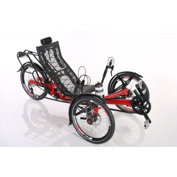 Azub tricon trike tricycle pliant tricycle couch - Tricycle couche electrique ...