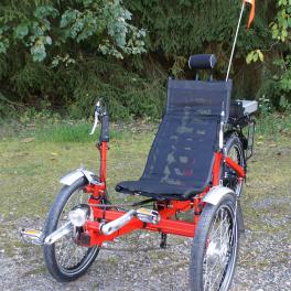 Trike à assistance électrique