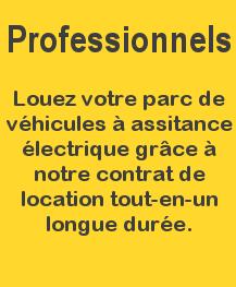 Location pour professionnels